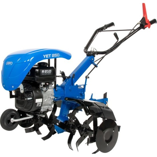 Yağmur Yet 250 7 Hp Benzinli Çapa Makinesi R210 Motorlu