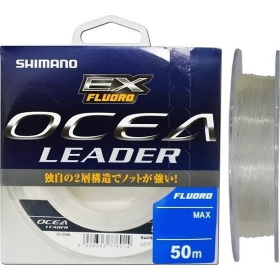 Shimano Ocea Leader Ex Fluoro 50M Olta Misinası