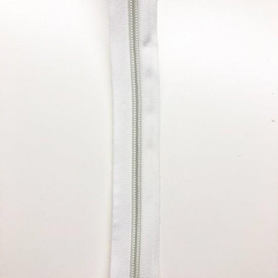 Evren Ev Tekstil Fermuar Beyaz 1 Metre