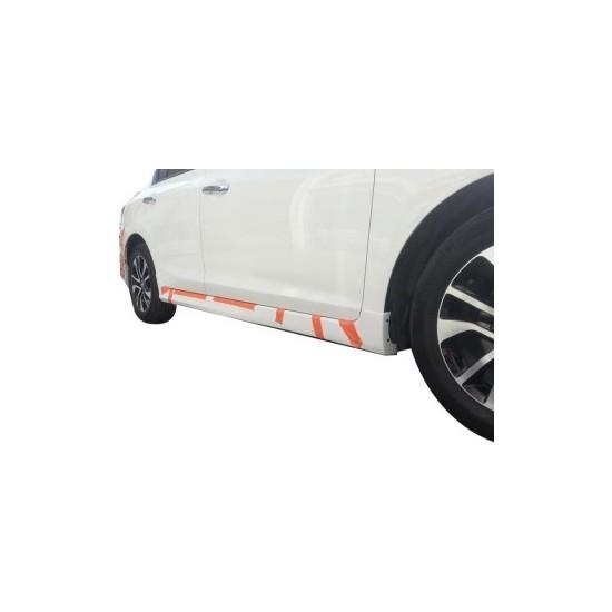 BTG Honda Civic Fb7 2012 - 2015 Modulo Black Edition Yan Marşpiyel Seti