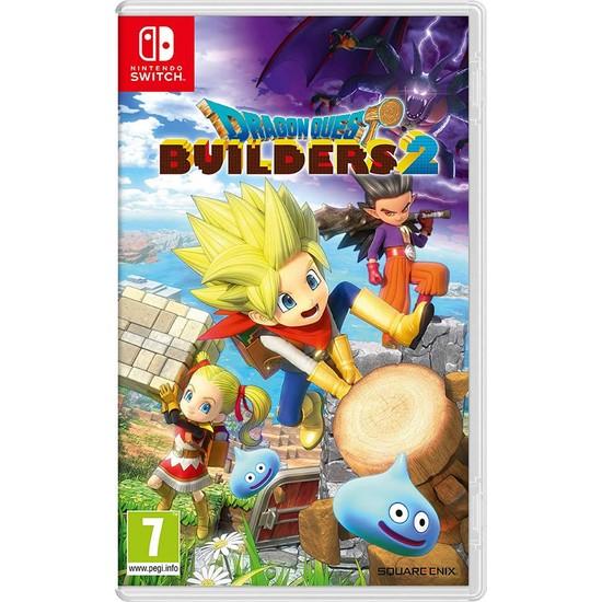 Dragon Quest Builders 2 Nintendo Switch Oyun