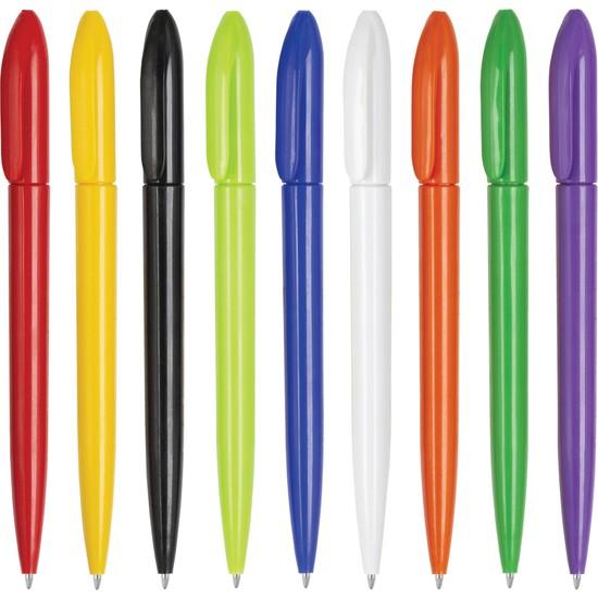 1 Özel Hediye 50'li Karışık Renkli Tükenmez Kalem