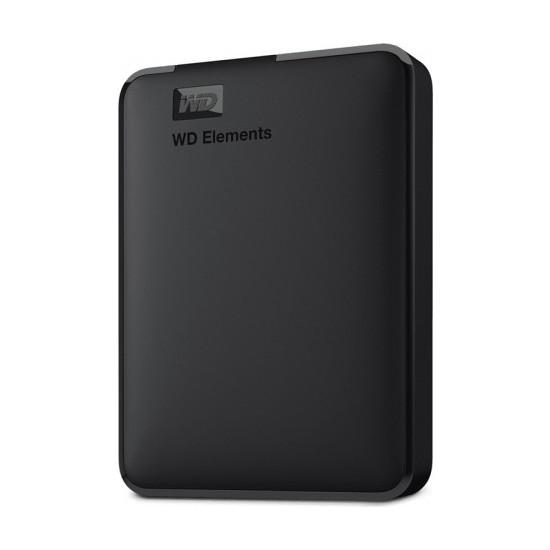 """WD Elements 5TB 2.5"""" Siyah Taşınabilir Disk WDBU6Y0050BBK-EA"""