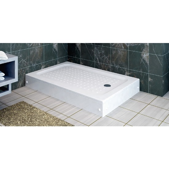 Ubm Banyo Dikdörtgen Duş Teknesi H:15 70 x 90 cm