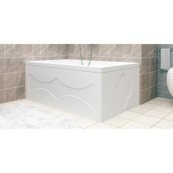 Ubm Banyo Dikdörtgen Küvet H:55 70 x 120 cm