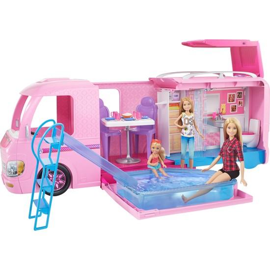 Barbie'nin Muhteşem Karavanı