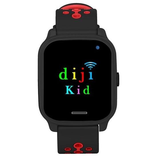 Dijikid Akıllı Çocuk Saati - Siyah