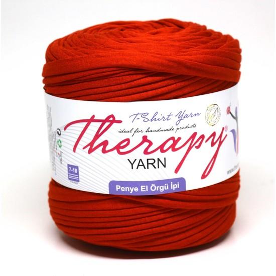 Therapy Yarn Penye Ip Canlı Kırmızı