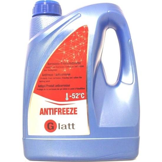 Glatt Organik Mavi Antifiriz -52 C 3 lt (2019 Üretim)