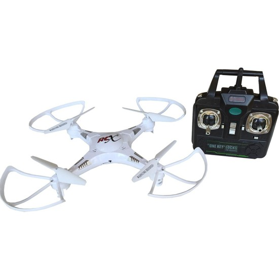 Rcx XX6 Işıklı Drone Quadcopter