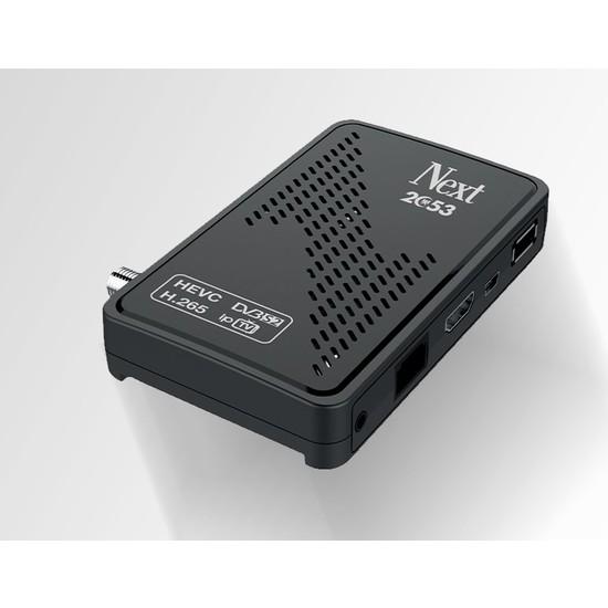 Next 2053 HD Uydu IPTV Alıcısı