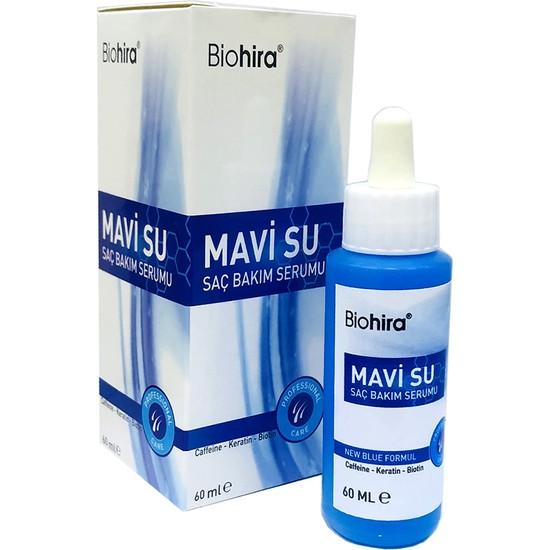 Biohira Mavi Su Saç Bakım Serumu 60 ml