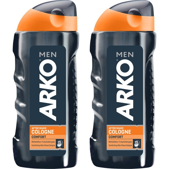 Arko Men Comfort Tıraş Kolonyası 2x250ml