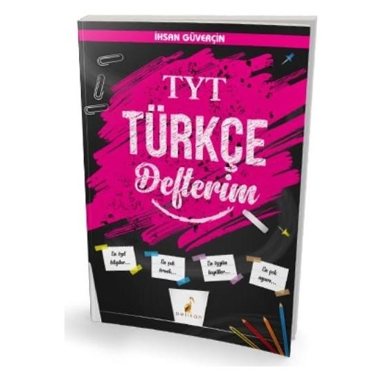 Pelikan Tyt Türkçe Defterimyeni - İhsan Güverçin