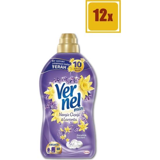 Vernel Max 1,440 ml Nergız-Lavanta*12