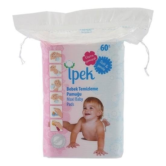 İpek Hidrofil Maxi Bebek Pedi 60'lı x 16 Paket