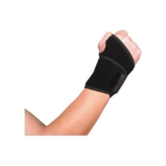 Raj Neopren Dura-Strong Ayarlanabilir Parmaklı Profesyonel El Bilekliği - R-001