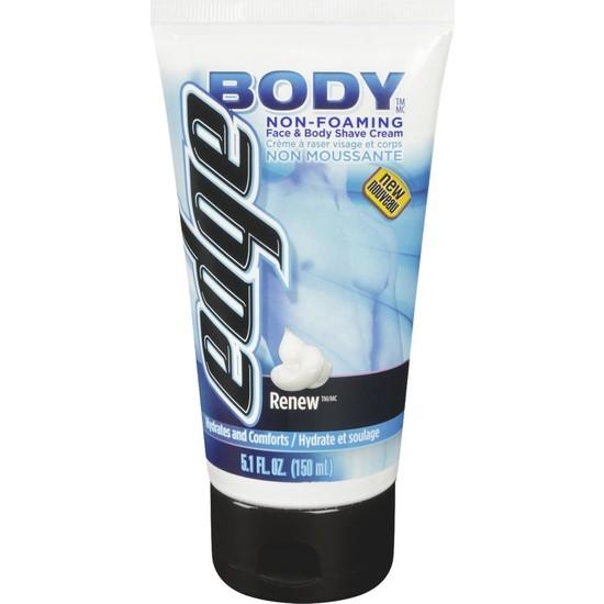 Edge Renew Yüz ve Vücut Için Tıraş Kremi 150 ml