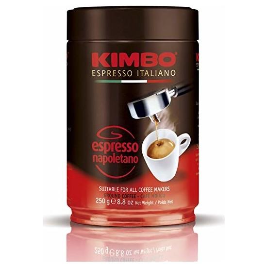 Kimbo Espresso Napoletano Filtre Kahve (250 Gr) Teneke Kutu