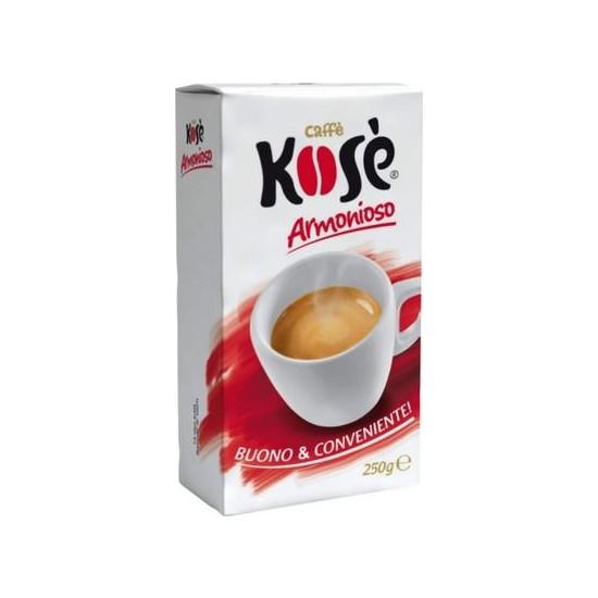 Kımbo Kose Rosso Armonioso Filtre Kahve (250 Gr)
