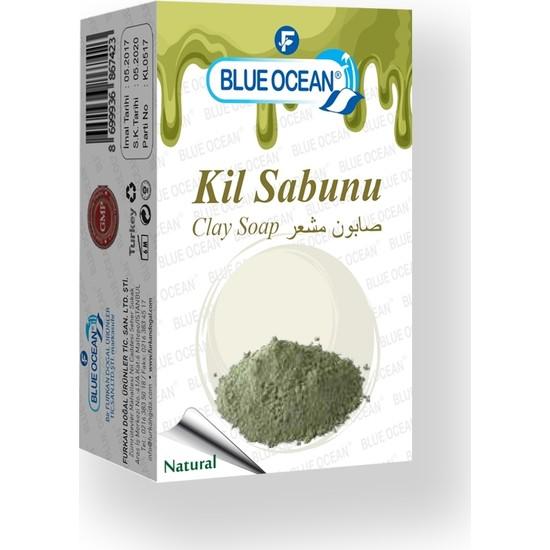 Blue Ocean Kil Sabunu 100 gr