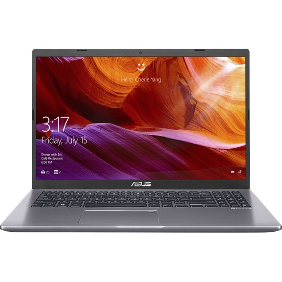 """Asus D509DJ-BR038 AMD Ryzen 3 3200U 8GB 256GB SSD MX230 Freedos 15.6"""" Taşınabilir Bilgisayar"""