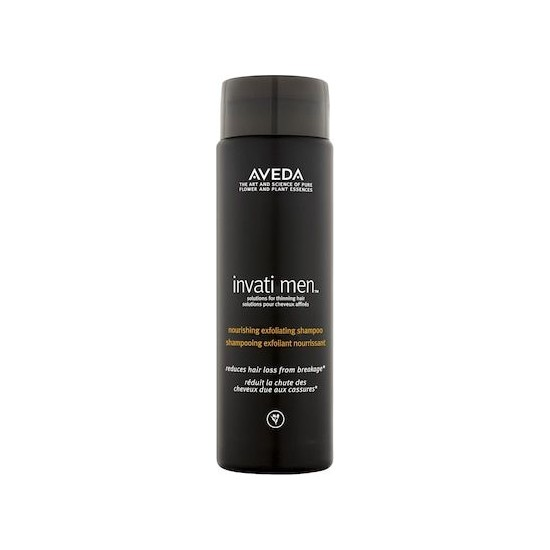Aveda Invati Men Nourishing Exfoliating Shampoo Şampuan 250 ml