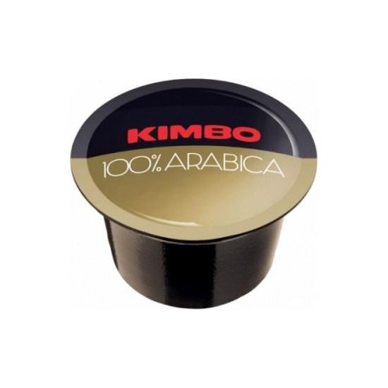 Caffe Kimbo Blue Arabica Kapsül Kahve 96'lık