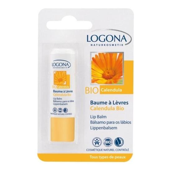 Logona Organik Altıncık Çiçeği Özlü Dudak Bakım Balzamı