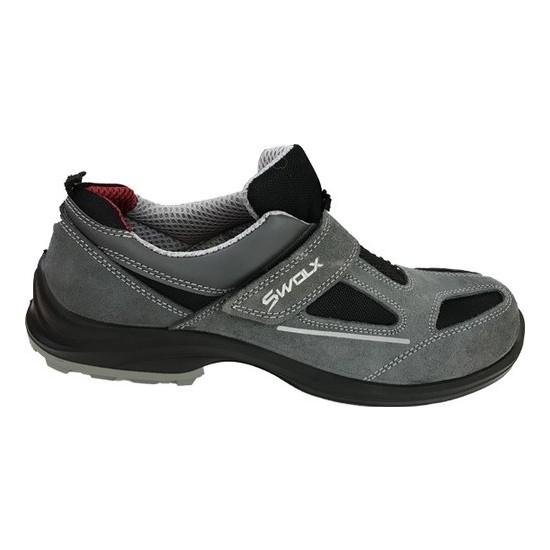 Swolx Clas-X12 Süet S1P Ayakkabı