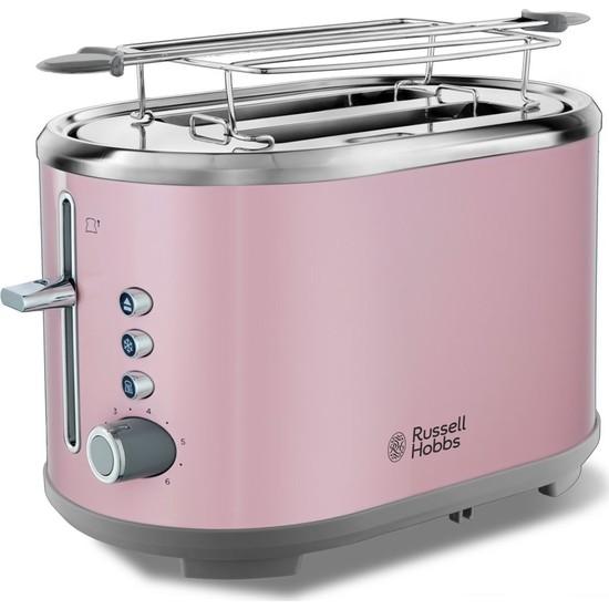 Russell Hobbs 25081-56/RH Bubble Soft Pink Ekmek Kızartma Makinesi