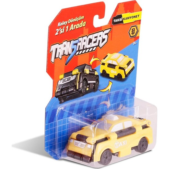 Transracers Taksi Kamyonet