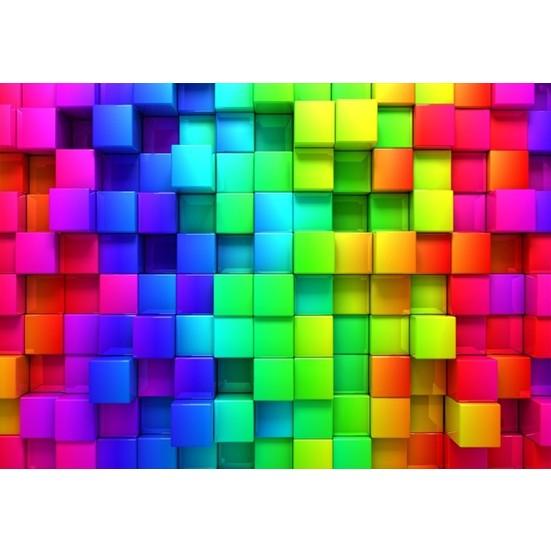 Duvar Tasarım DC 2301 Colors Kanvas Tablo - 50x70 cm