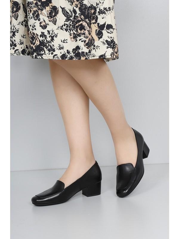 Gön Deri Kadın Ayakkabı 13312
