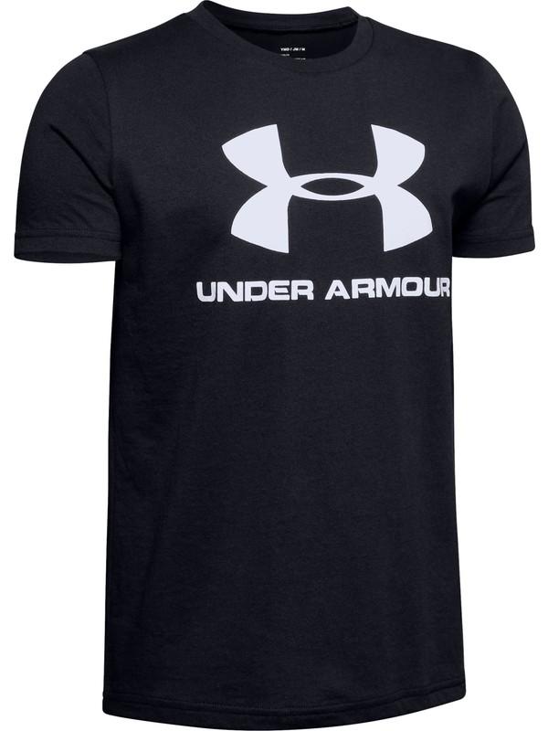 Under Armour Erkek Çocuk Tişört Sportstyle Logo Ss
