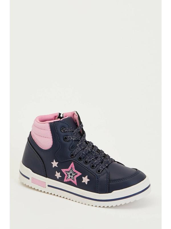 DeFacto Yıldız Baskılı Sneaker M1945A619AU