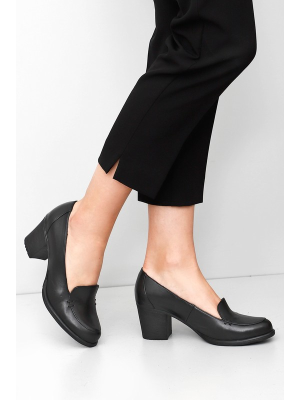 Gön Hakiki Deri Kadın Ayakkabı 24070
