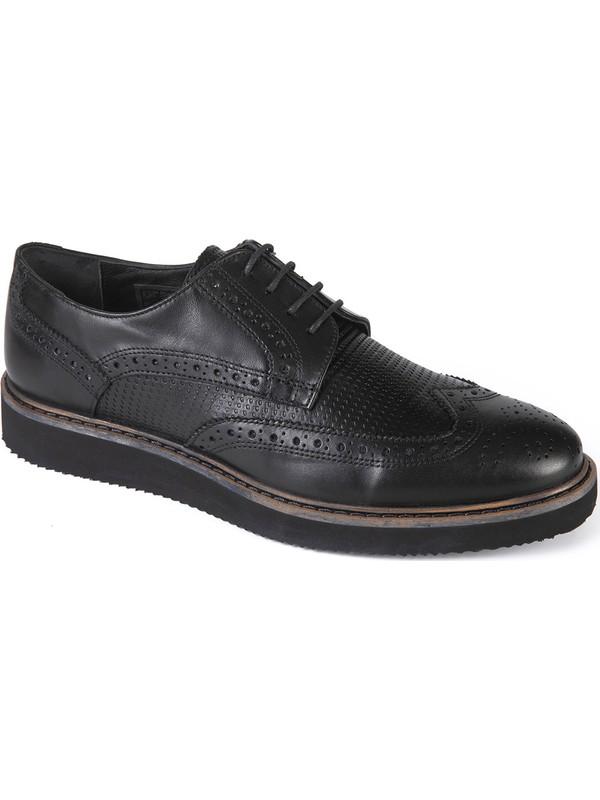 Morven Erkek Casual Ayakkabı Siyah