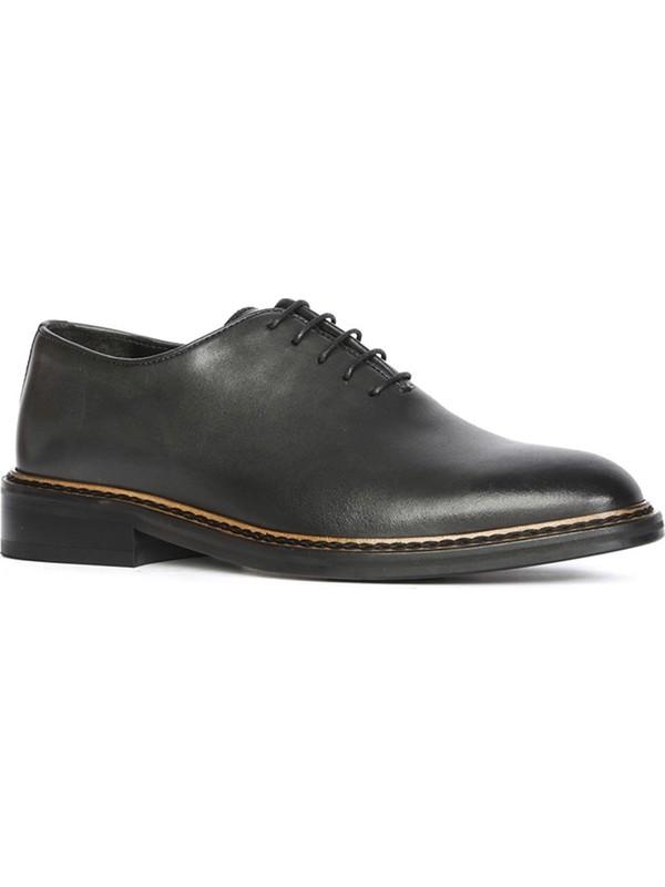 İlvi Nars Erkek Klasik Ayakkabı Gri Alkollü