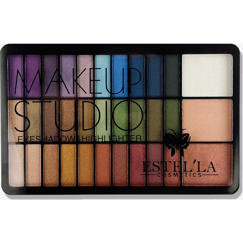 Max Factor Masterpiece Nude Palette - Палетка теней для