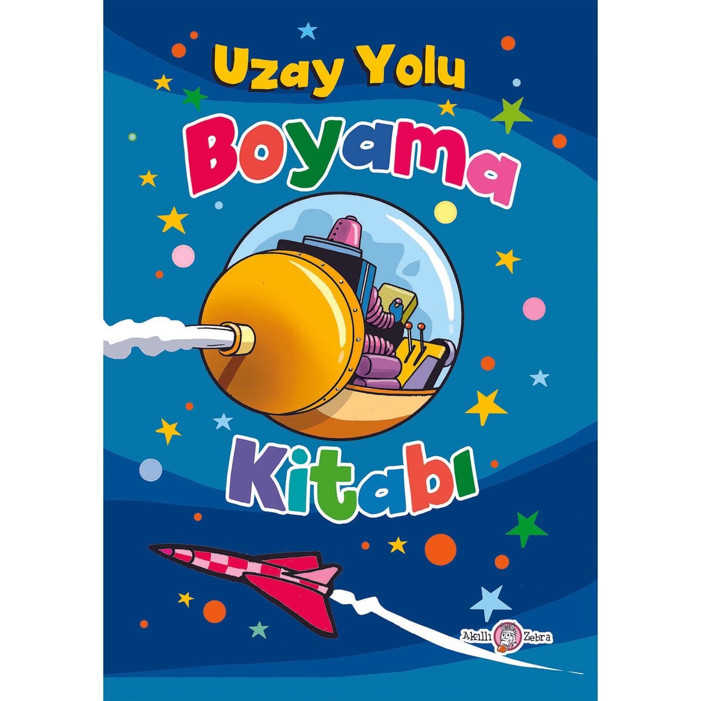 Uzay Yolu Boyama Kitabi Erdogan Ogultekin Fiyati