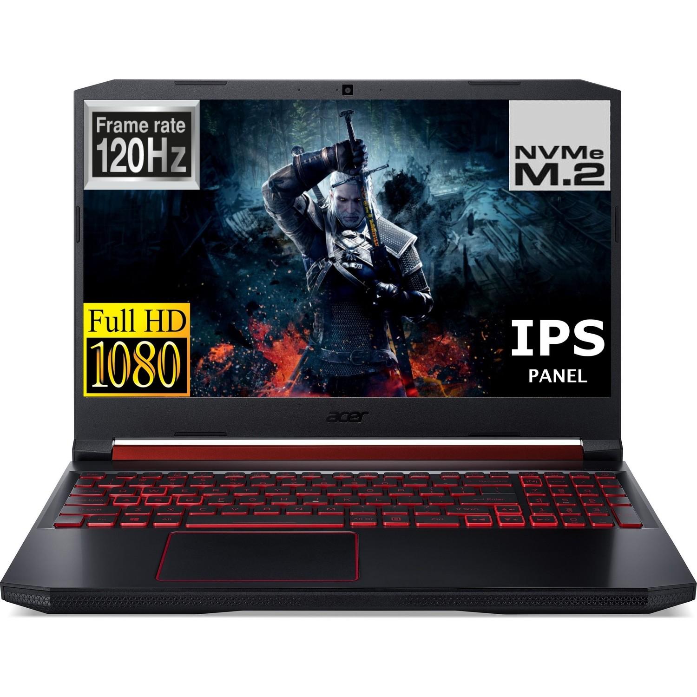Acer Nitro AMD Ryzen 7 3750H 16GB 1TB + 256GB SSD RX560X Windows 10 Home 15.6 FHD Laptop
