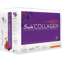 Suda Collagen Sambucus 40 ml x 30 Flakon (Vişne Aromalı)
