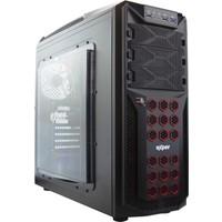Exper Flex Xcellerator XC380R AMD Ryzen 3 1200 8GB 240GB SSD GTX1050Ti Freedos Masaüstü Bilgisayar