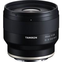 Tamron 35 mm F / 2.8 Di III Osd M 1: 2 Sony E-Mount Uyumlu Lens