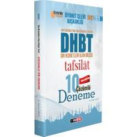 Ddy Yayınları Dhbt 2020 Tafsilat Serisi Tüm Adaylar 10 Çözümlü Deneme