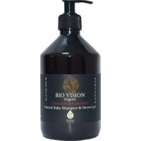 Bio Vision Organic Papatyaaynısafa Bebek Şampuanı 500 ml