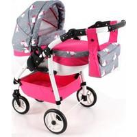 Adbor Oyuncak Bebek Arabası Lily Sport LS24