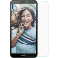 Ehr. Huawei Y5 2018 Ekran Koruyucu Cam - Şeffaf