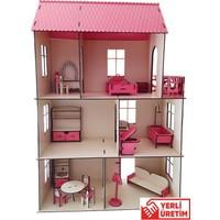 Ahşap Toys Oyuncak Bebek Evi